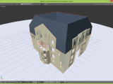 3D studie Kareol