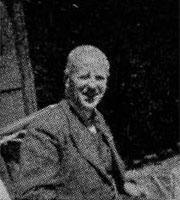 ir. S.L. Groenewoud, redacteur De Kareoler, 1950